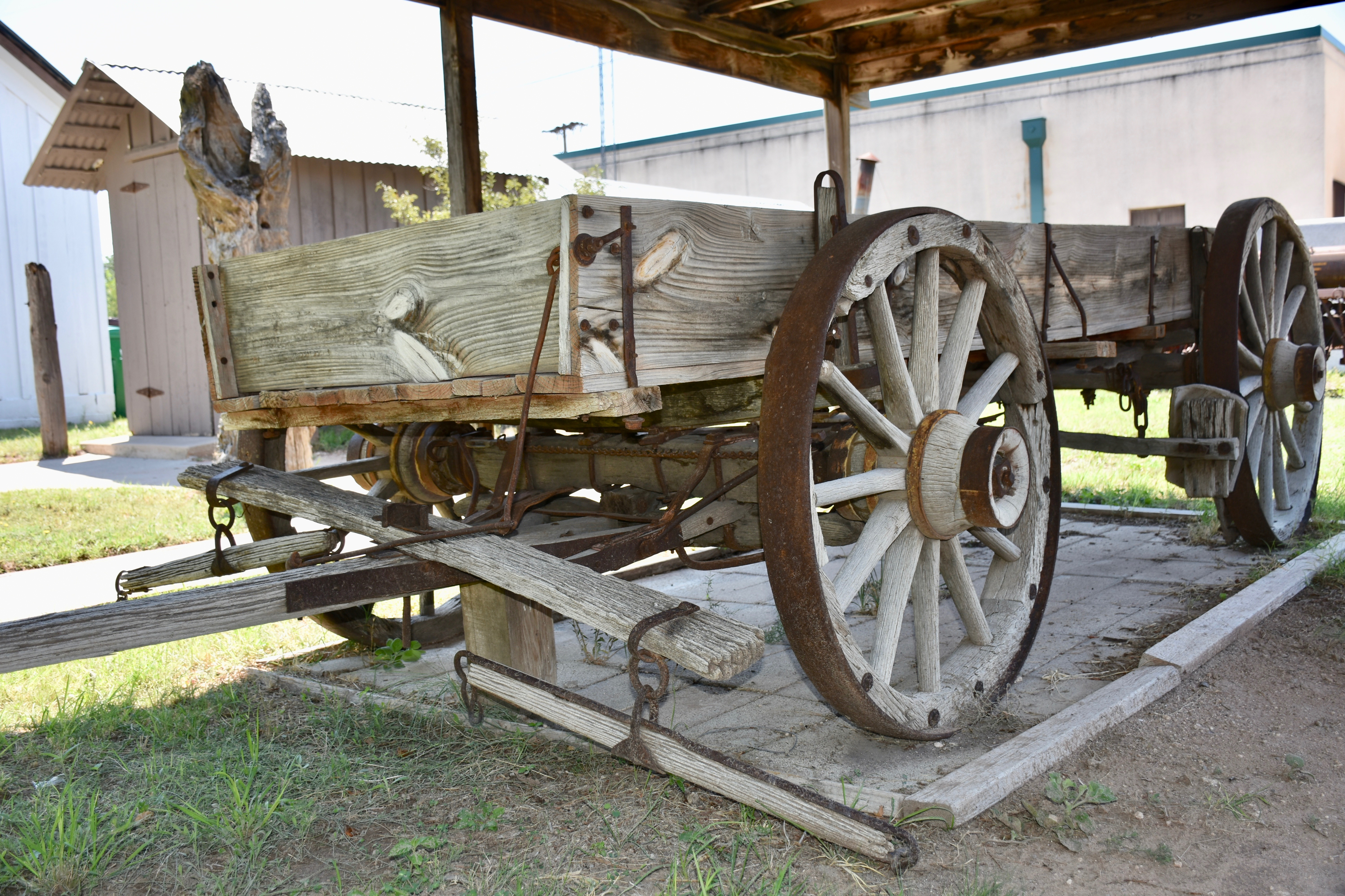 Donate to the Lea County Museum