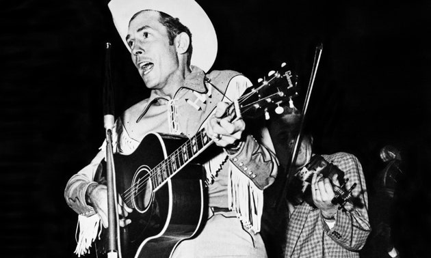Hank Williams & Ol' Time Country